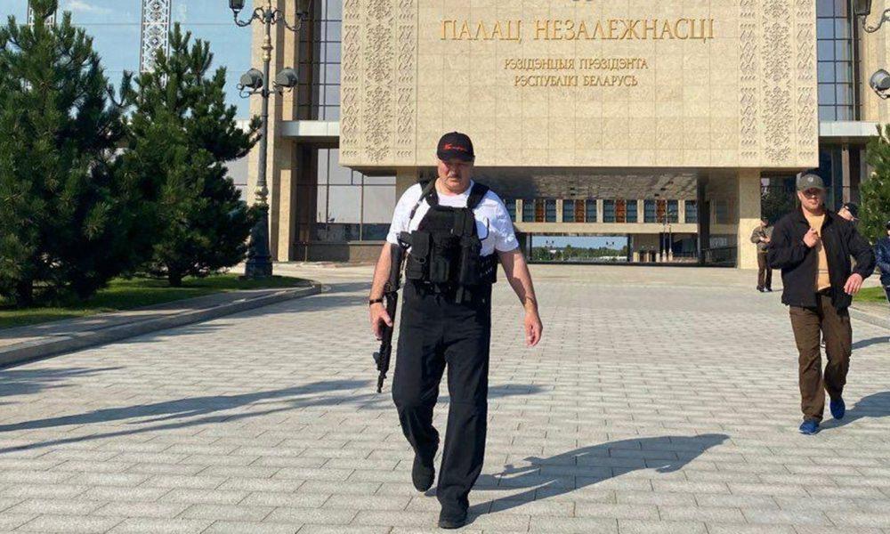 Впервые! Лукашенко пошел на это просто во Дворце – стрелять.Уже завтра — Страшная новость потрясла
