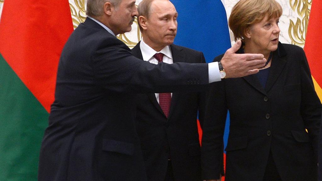 Лукашенко не ожидал! У Меркель окончательно лопнуло терпение, что ты творишь: Последнее предупреждение