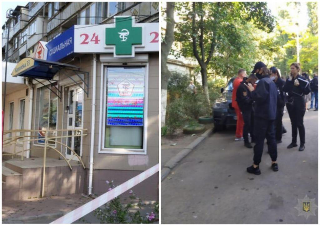 В городе план «Перехват»: Жуткое преступление подняло на ноги всю Одессу. Прямо на рабочем месте — убили