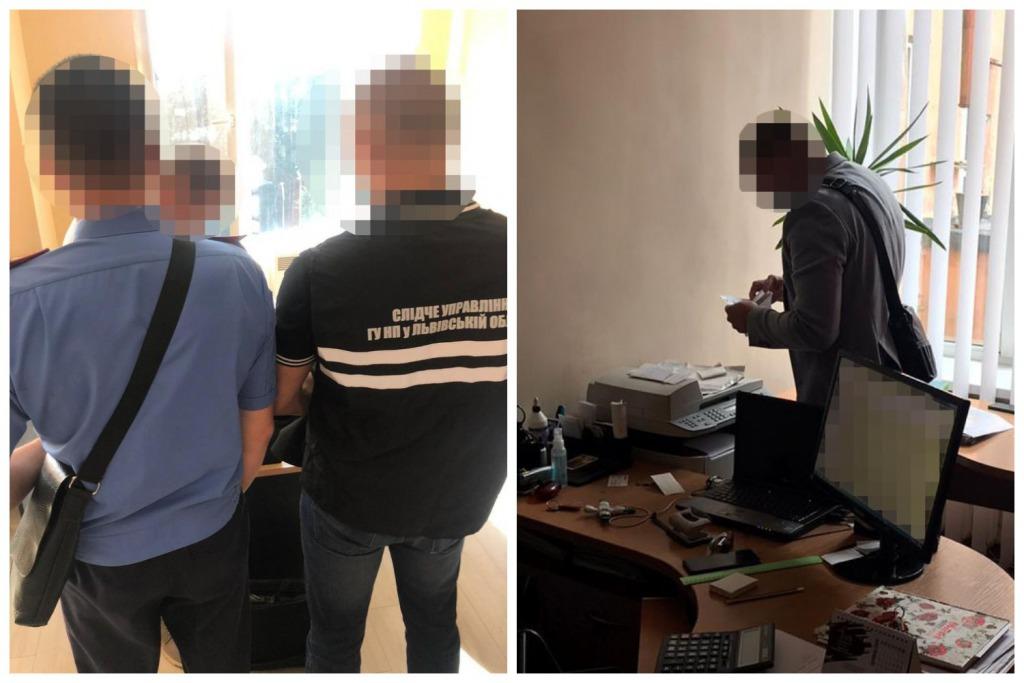 «Дерибан государственных денег»: Во Львове чиновники Садового попались на горячем — провели обыски