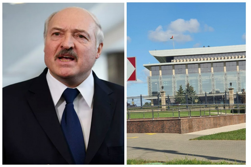 Снайперы на крыше! Лукашенко решился на отчаянный шаг. Такого еще не было — совсем без тормозов. ОМОН в действии!