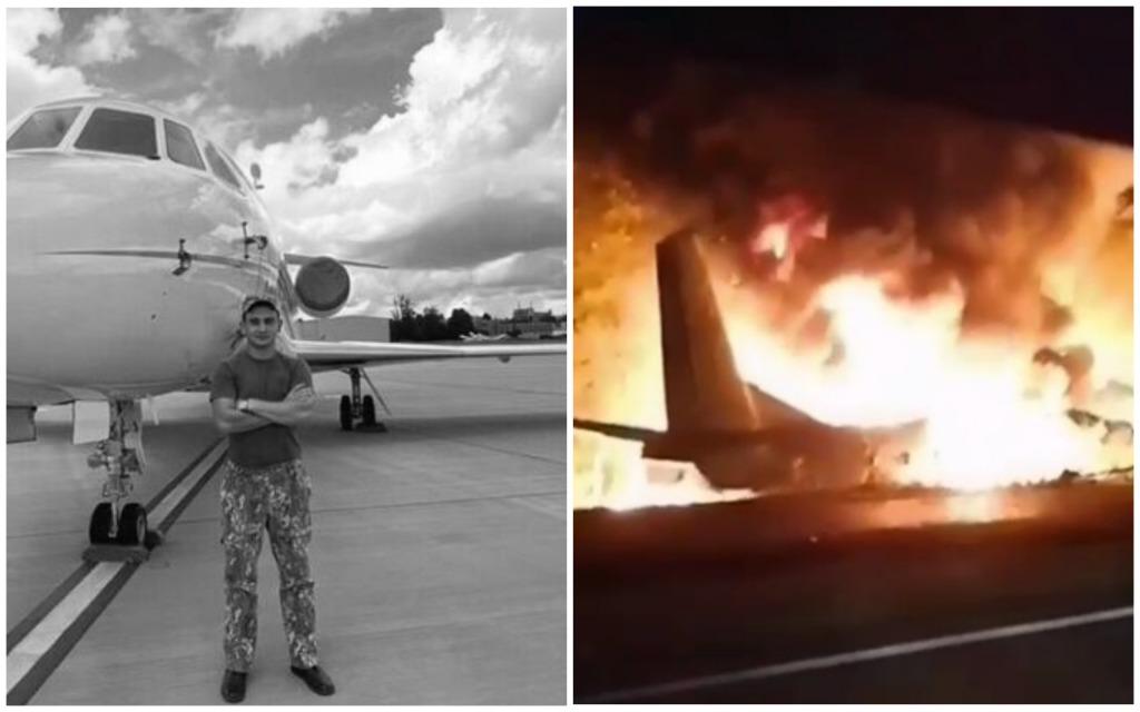 «В ноябре мог бы исполниться 21 год»: В авиакатастрофе под Чугуевом погиб сын известного депутата. «Большая потеря …»