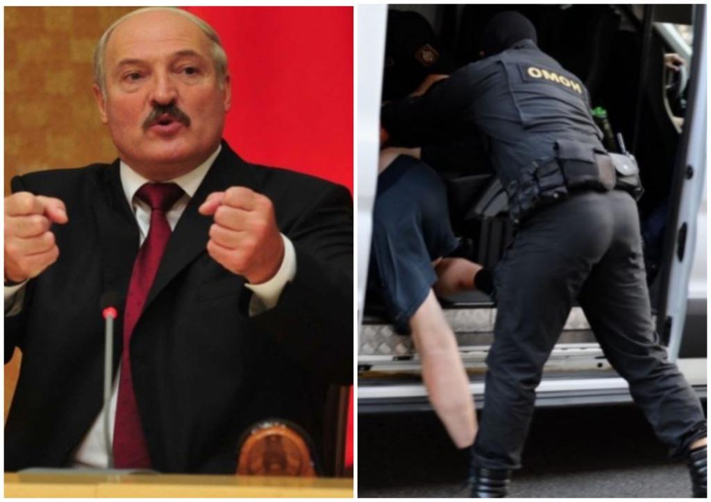 Насильно — вывезли — бросили на заднее сиденье. В Беларуси происходит немыслимое. «Режим диктатора» окончательно «сдурел!»