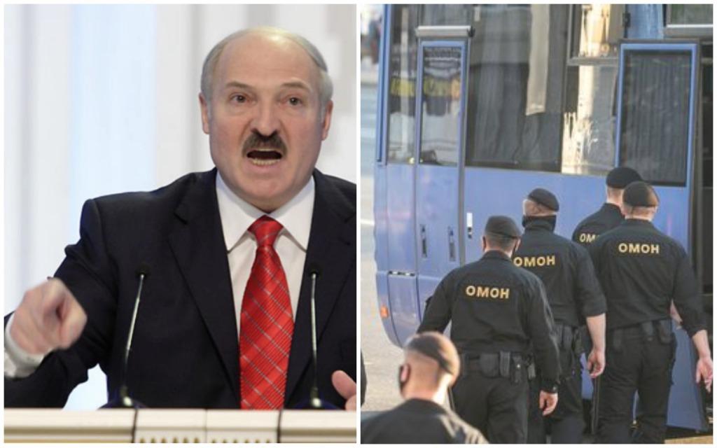 Началось! Лукашенко начал политические репрессии: появились первые задержанные. В стране «беспредел»