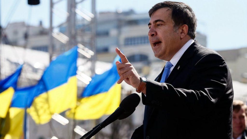 «Наглая пропаганда!» Саакашвили сказал это — его слова поражают. Услышали все — Зеленский не ожидал