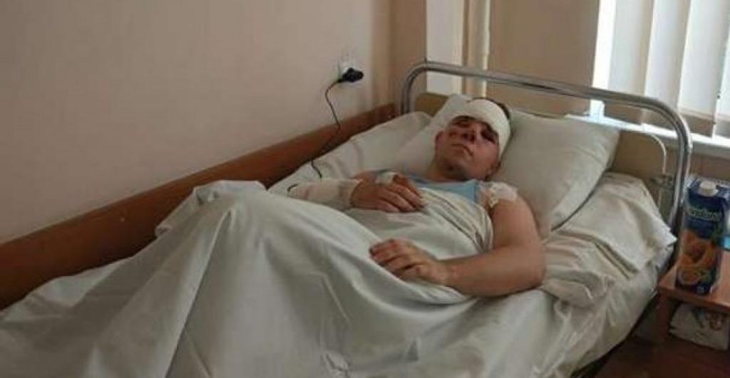 «Он был весь в крови и говорил» Мама! «Жуткие детали Харьковской трагедии: курсант, который выжил шокировал подробностями