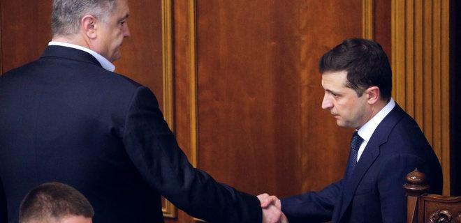 «Порошенко дышит в спину Зеленскому»: Свежий рейтинг на предстоящих выборах президента шокировал украинцев