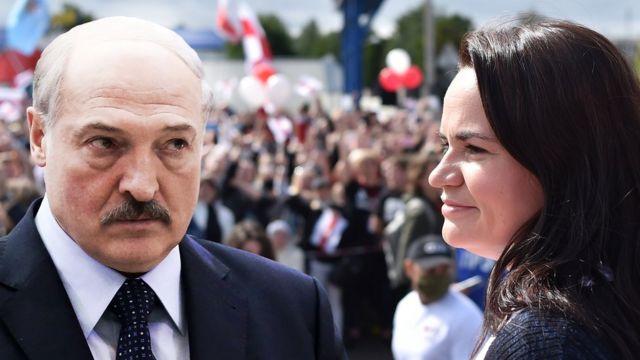 Только начало! Лукашенко свирепствует, Тихановская выпалила — «ни на что не способен». Все получилось, «сломали режим»