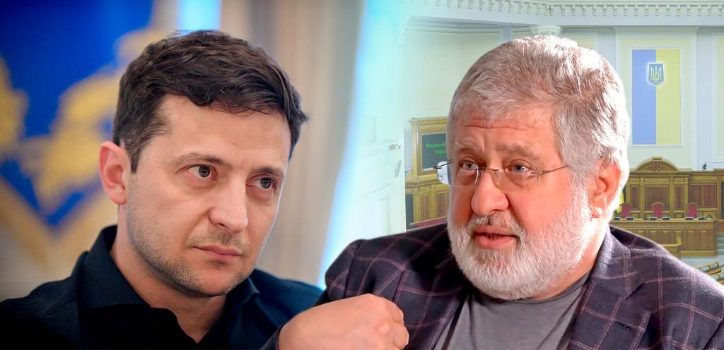 Это взрыв! Коломойский сказал это — Зеленский не ожидал. «Монобольшенства нет» — президента заставят