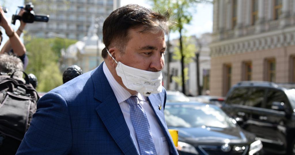Хватит врать! Саакашвили не удержался — взорвался мощным заявлением. Страна на ногах!