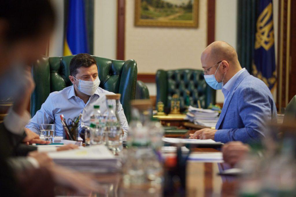 Первое совещание! Таким еще Зеленского не видели. Хороший «президент» закончился. Шмыгаль побледнел