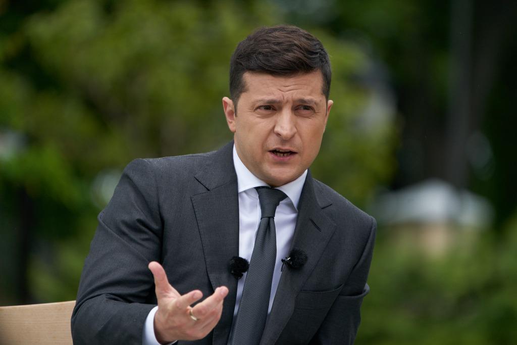 Только что! У Зеленского сказали это — обратились к украинцам. «Депрессивный регион» — нужно создавать