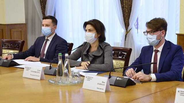 «Она серьезно?»: Венедиктова шокировала своим заявлением — просто во время встречи. Украинцы возмущены!