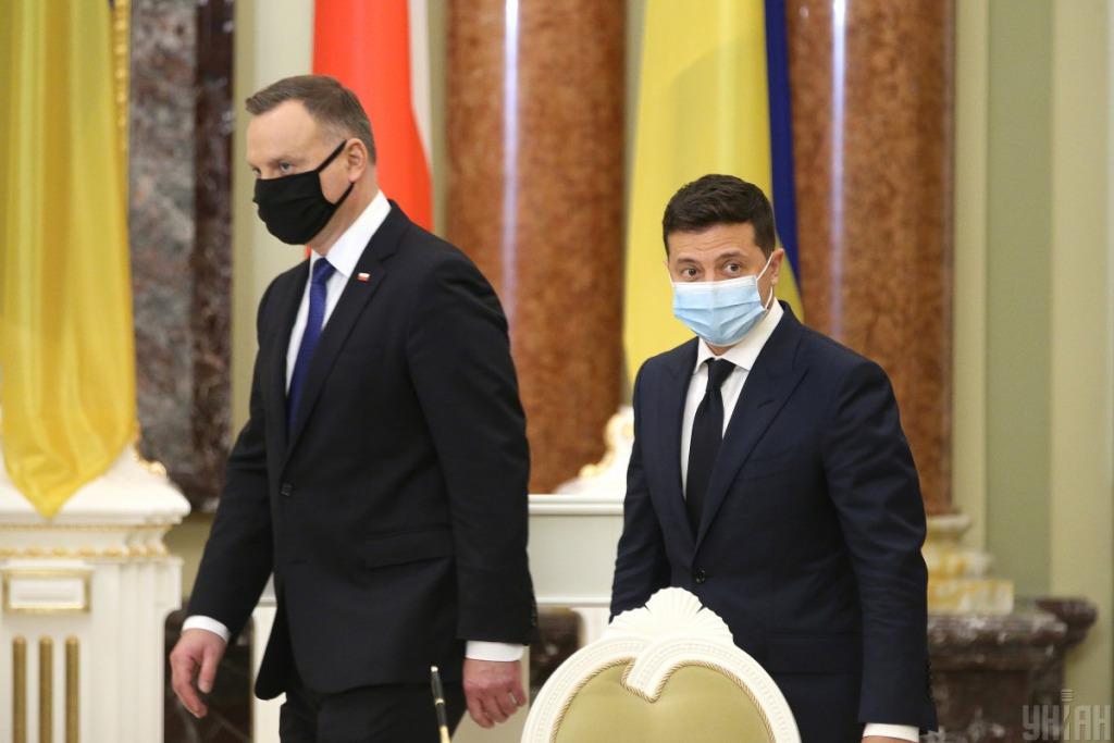Просто в Одессе! Зеленский выпалил — дожал. Дуда такого не ожидал — это все же произошло