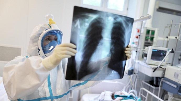 Опять печальный антирекорд! Обновленная статистика по коронавирусу в Украине. Ситуация напряженная — 64 летальных