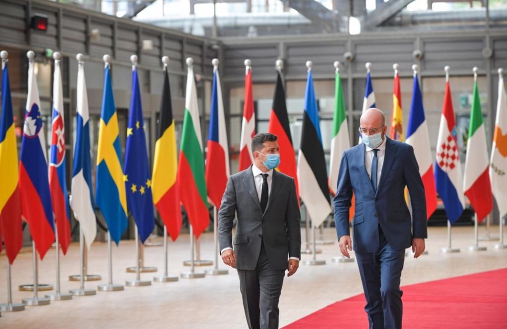 Срочно! Просто в Брюсселе — они это подписали. Важный шаг для Украины — все изменится