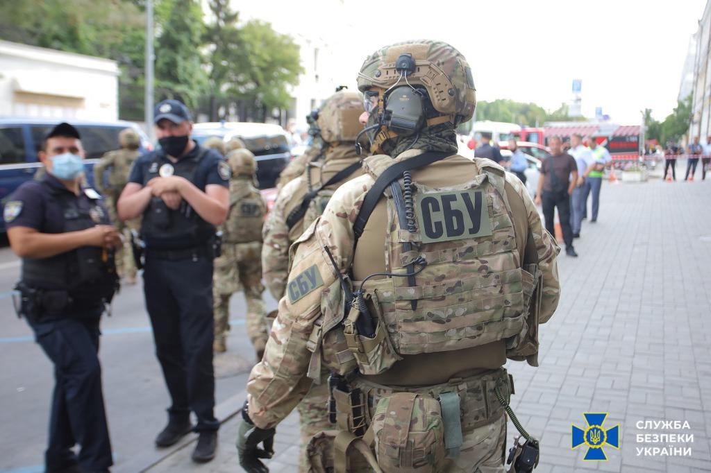 Срочно! Его взяли — прямо в центре Киева, громкая спецоперация СБУ. Грандиозный скандал