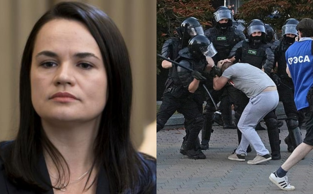 После переговоров! Тихановская в шоке: неслыханная жестокость. Это произошло впервые, ее муж сказал…