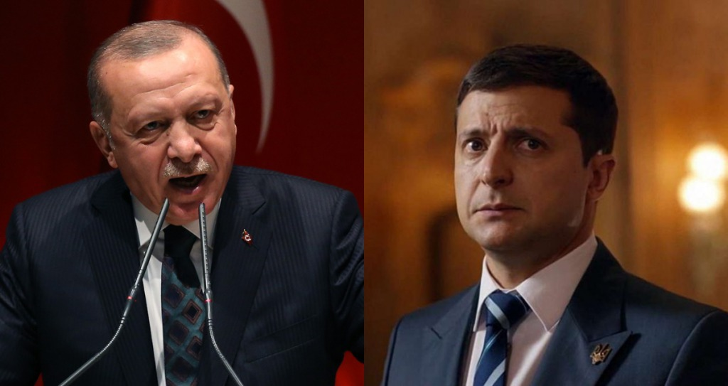 Только что! Эрдоган сказал это — жесткое заявление, Зеленский в шоке. Важные слова: «он готов»