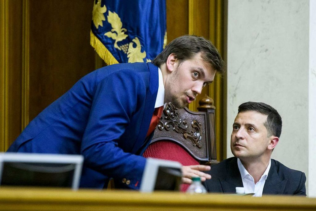 «Рассказывают сказки!» Гончарук шокировал заявлением — вывалил все. «Прокремлевская повестка» — Зеленский не ожидал
