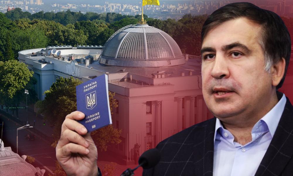 Коррупционер и решала! Саакашвили не выдержал — разнес всех. «Это все сказки» — Зеленский в шоке