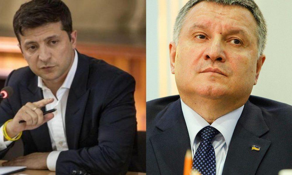 Прямо сейчас! Аваков ответил ему — жесткие слова, Зеленский в шоке. «Нужны ответы» — скандал