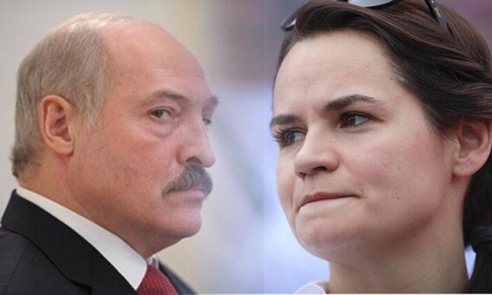 Только что! Паника охватила Лукашенко – Тихановская набрала 52%. Это увидели все – прямо в зале, уделала старика