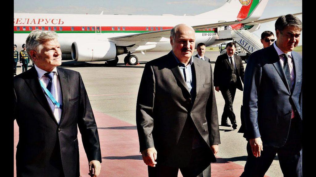 Нет никакого смысла! Лукашенко все — пора покинуть страну. Больше никто — смена власти