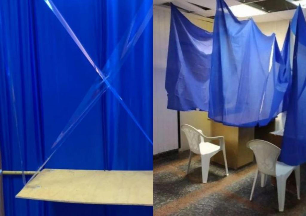 Под крики, позор! На участке случилось немыслимое — не смогли проголосовать. Украинцы возмущены!