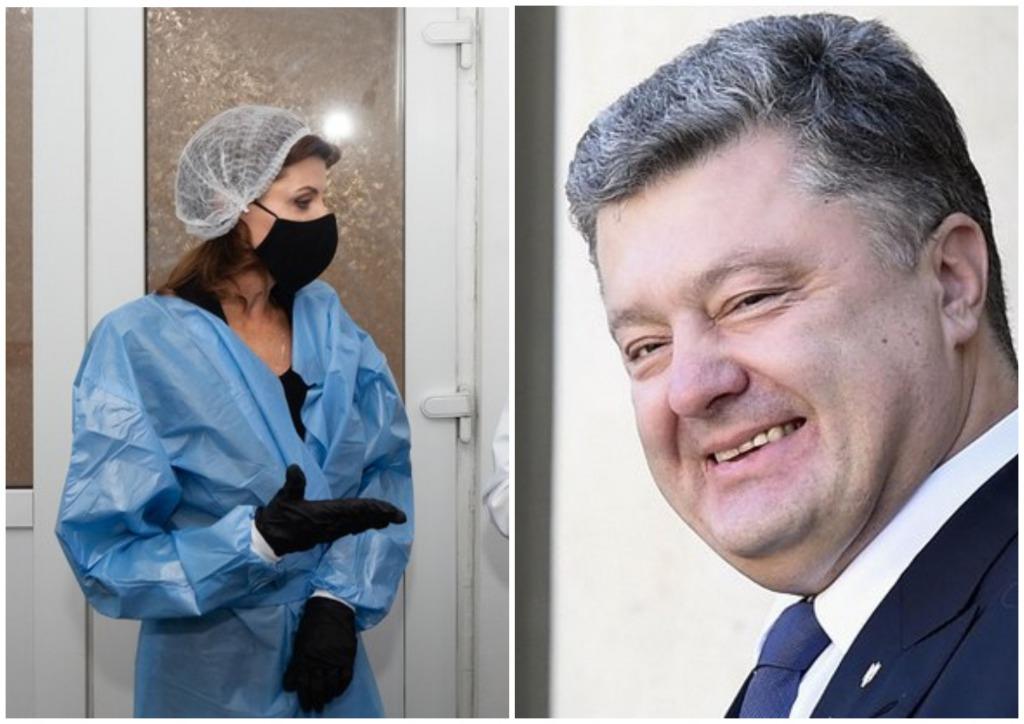 Цинизм поражает! Марина Порошенко шокировала своими словами — пока муж в больнице. Понятия не имеет!