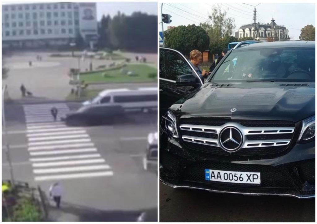 Прямо на пешеходном! Жена топ-чиновника спровоцировала жуткую аварию — сбила ребенка. «Кандидат в депутаты»