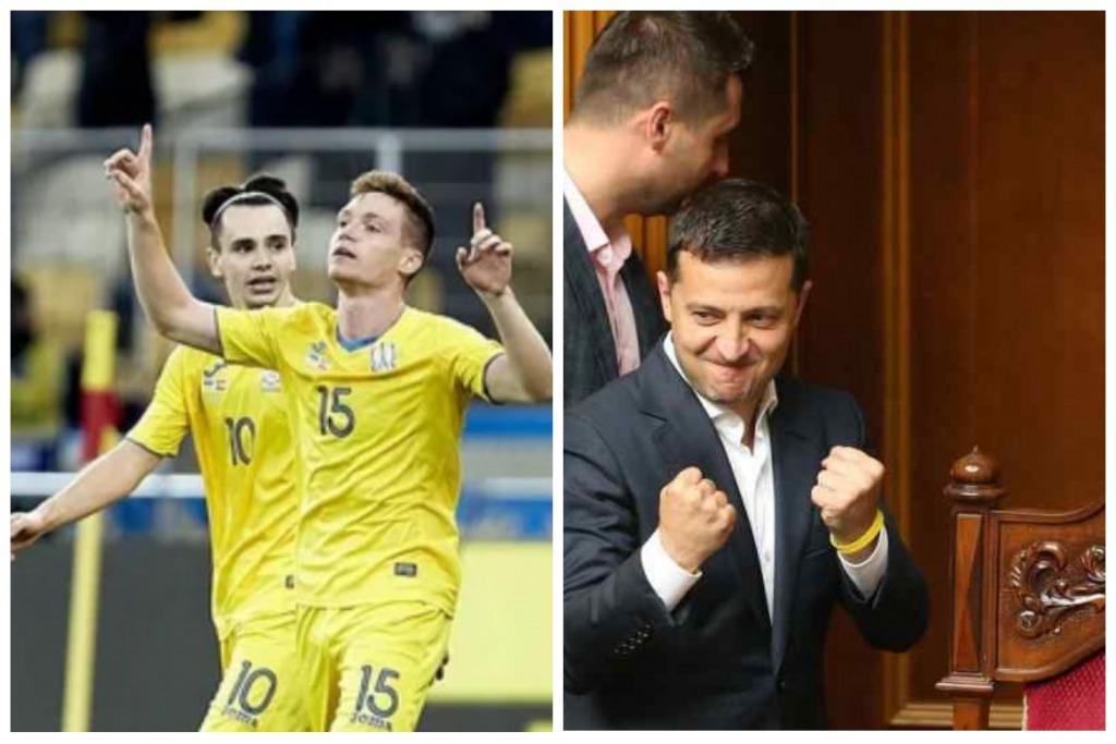 Никто не верил! Сборная Украины ошеломила — настоящая сенсация. Зеленский аплодирует!