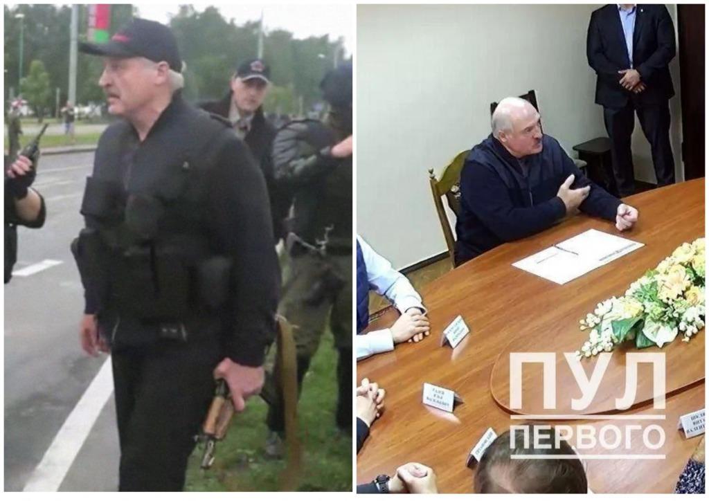 Лукашенко в СИЗО! Только что – Светлана заплакала, муж заговорил. Впервые – Белорусь ликует