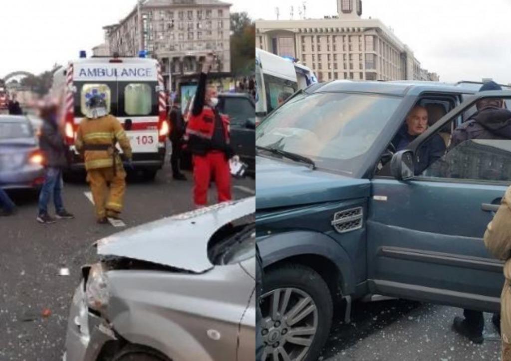«За рулем был известный экс-чиновник»: Трагедия на Крещатике — смерть двух человек. Водитель потерял сознание