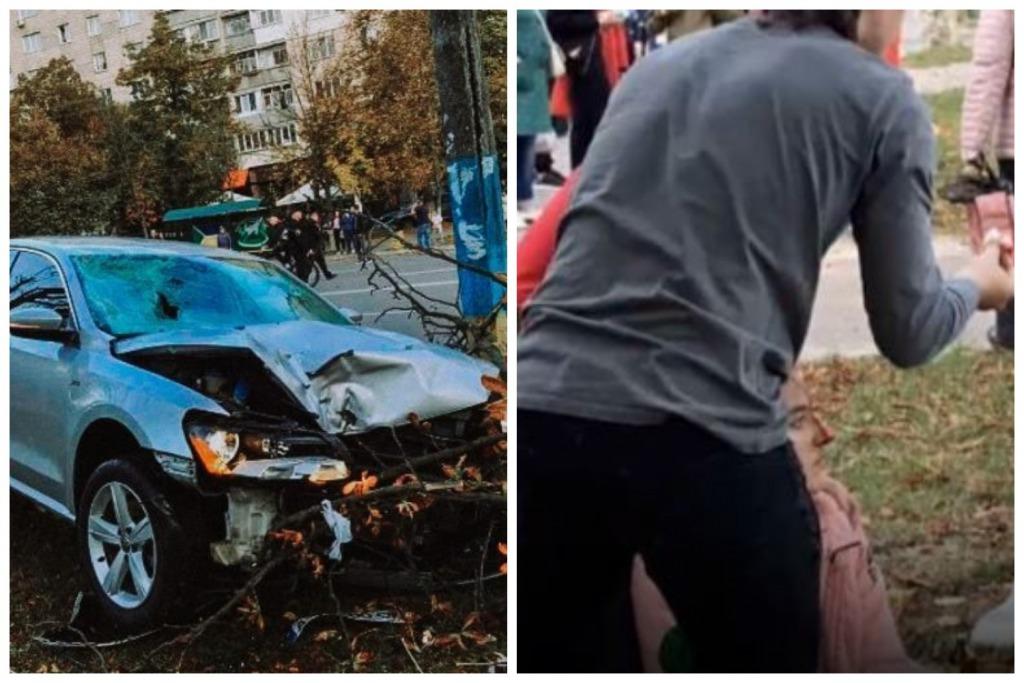 «С переломом таза ползла к матери на коленях»: Жуткие подробности аварии в Броварах. «Негодяя» будут отмазывать!