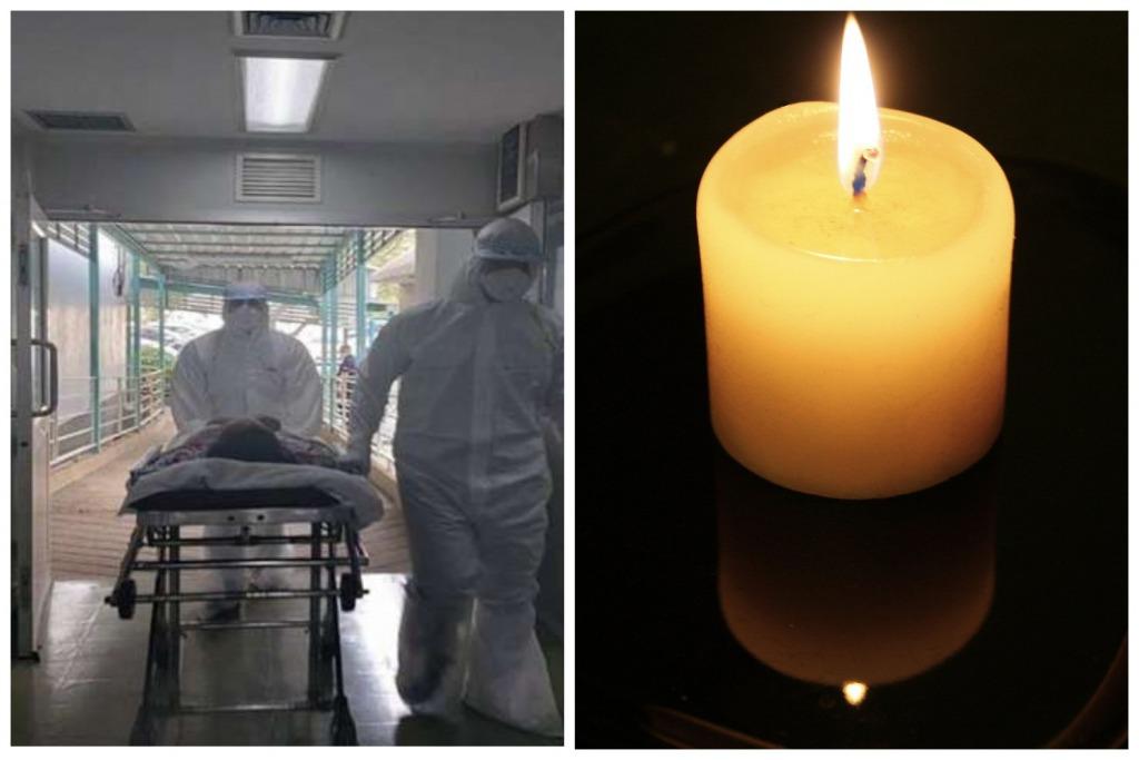 «Его сердце не выдержало»: От коронавируса умер муж  украинской знаменитости. Час назад -это шок!