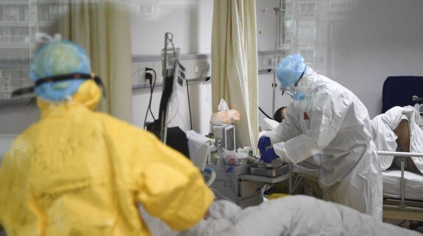 Количество больных стремительно растет! Обновленная статистика по коронавирусу в Украине: Харьковщина — лидер