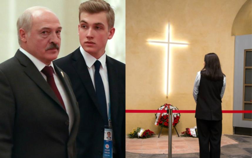 Тихановская плачет – он умер! Только что, диктатор – Лукашенко в истерике. Она сделала это – свеча горит
