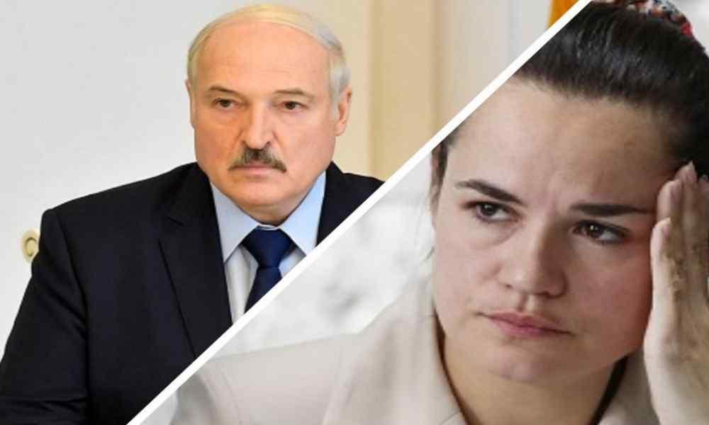Только что! Лукашенко сказал это — сама к нему пришла. Беларусь трясет: «Это было ее желание»
