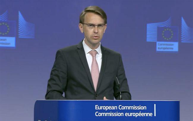 Только что! В ЕС срочно вмешались, сказали свое слово — «полны решимости». Этому быть, «кто бы что не говорил»
