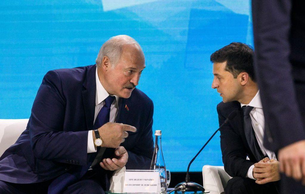 «Трудно поддаются логике!» У Зеленского жестко ответили — Лукашенко не ожидал. Международный скандал