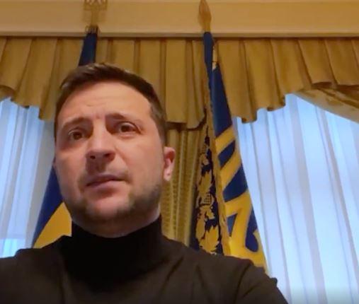 Избежать полного локдауна! Зеленский гневно обратился к украинцам. Проиграет вся Украина!