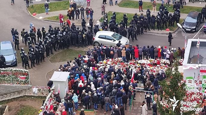Срочно! Беларусь трясет — зачистка, всего за несколько минут. Многие задержанных: «пакуют в автозаки, бьют дубинками»