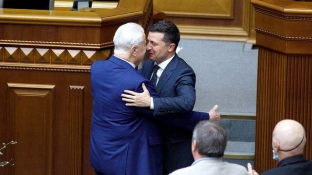 У меня нет претензий! Кравчук шокировал своими словами — гремит скандал. Страна на ногах