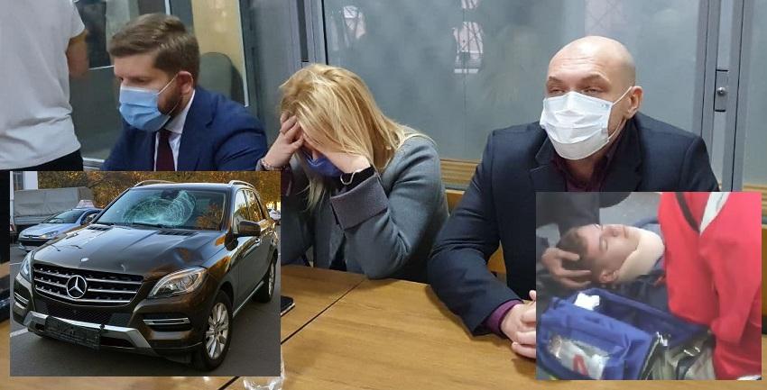 Резонансная авария в Полтаве: Смерть подростка — суд принял шокирующее решение. Подозреваемая разрыдалась прямо в зале суда