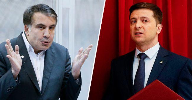 Зеленский в шоке! Саакашвили резко разнес важное решение — «крышуют». Зацепит миллионы людей, страна на ногах