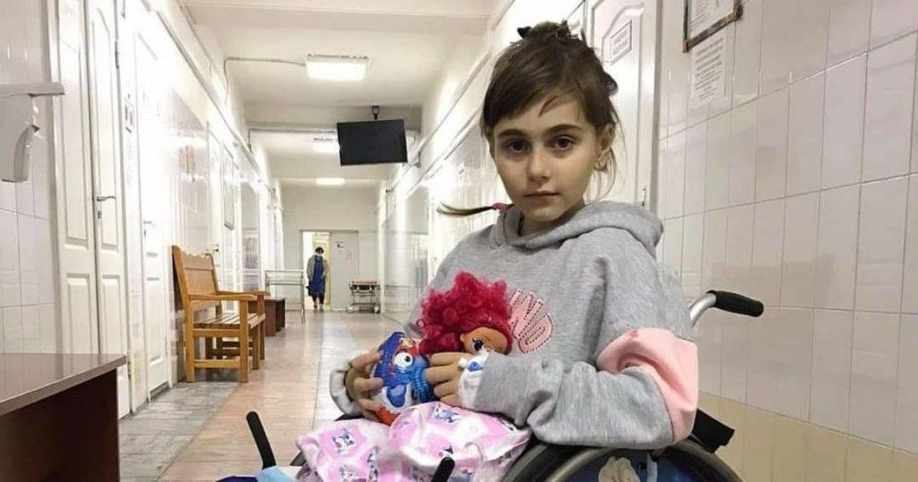 Судьбой Софии прониклась вся Украина: ребенку нужна помощь