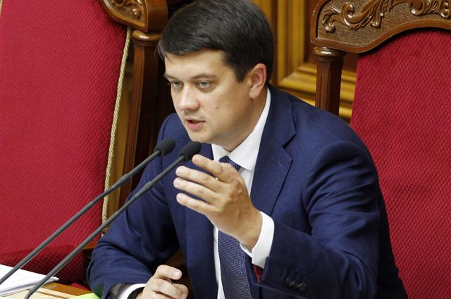 Только что! Разумков поразил своим поступком — пример для всех. Настоящий политик — украинцы аплодируют!
