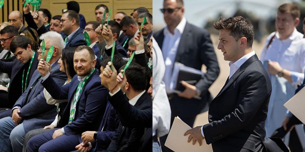 Приедет лично! «Слуги» в шоке — Зеленский поразил решением, «уволить судей». Страна гудит