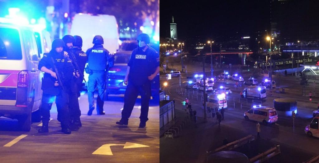 Число погибших растет! Впечатляющие подробности теракта в Вене — поиски продолжаются. Глобальная проблема